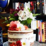 Naked Cake vanille/fraise